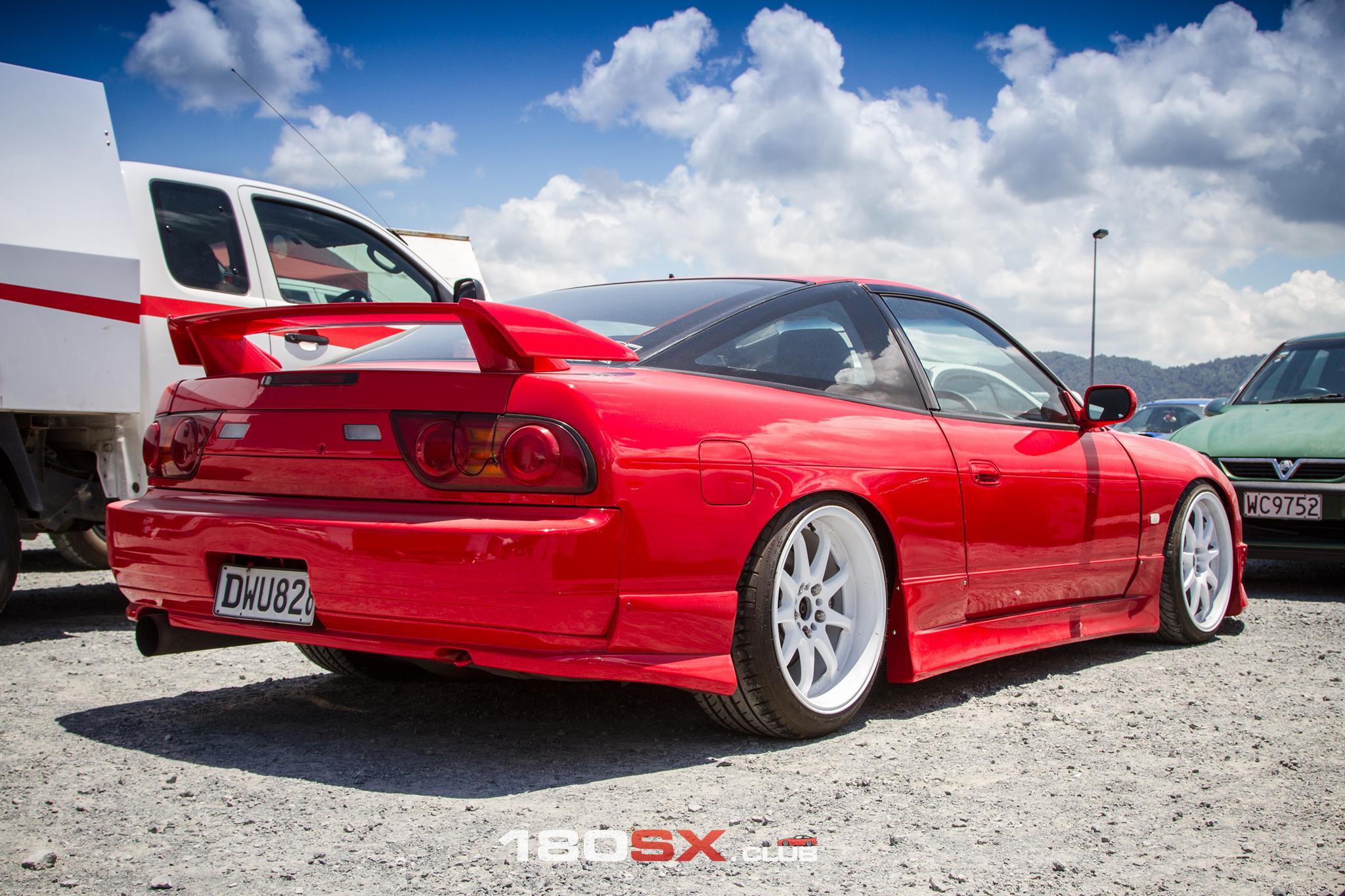 Download our Nissan 180sx Kouki red wallpaper